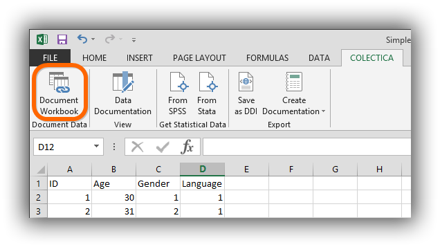 pre made excel spreadsheets